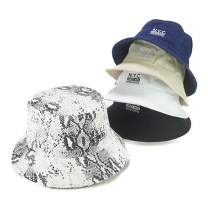Embroidery BUCKET HAT Young Hats & Cap