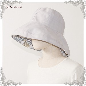 Material Leaf Reversible Hats & Cap Label Attached Material
