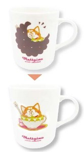 [Marimo Craft] Hot Mug Shiba Dog Sweets