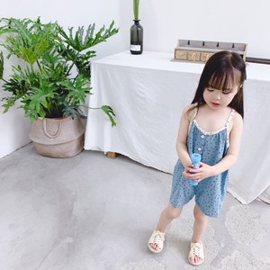 Children's Clothing Connection Overall Kids Casual Korea