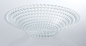 Plate Ball Ball Turkey Glass