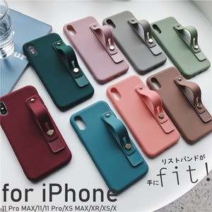 iPhone iPhone Smartphone Case Case Basic List Band Prevention