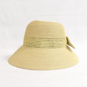 [ 2020NewItem ] Bag Ribbon Attached Hat Uv Countermeasure