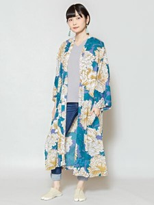 [ 2020NewItem ] Design Chiyo Cape Long Cardigan