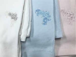 S/S Long Cover Glove Embroidery Beads