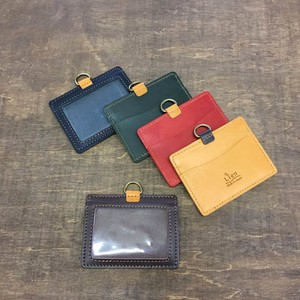 Lien Tochigi Leather Card Case Card Holder