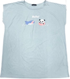Box Panda Bear T-shirt