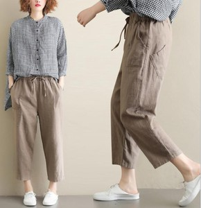 Ladies 9/10Length Pants
