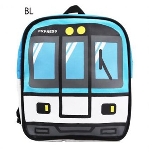 MOMENT KIDS TRAIN Backpack 20 20 20