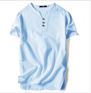 S/S Short Sleeve Shirt Men Shirt