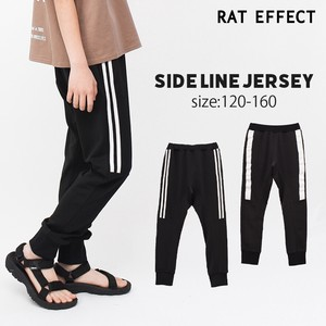 For Summer Jersey Line Pants Boys Children's Clothing