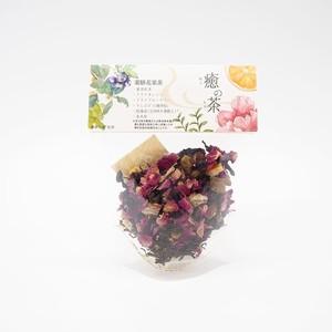 癒の茶 薬膳花果茶 (台湾蜜香紅茶ブレンド) 薬膳ブレンド茶