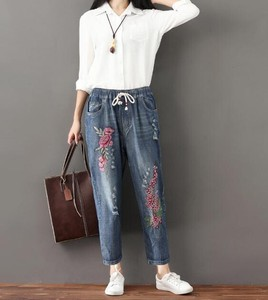 Ladies Denim Pants