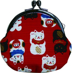 Weather Japanese Pattern Beckoning cat Coins