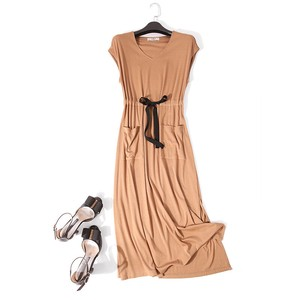 Double Bag Casual Dress