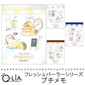 Fresh Series Petit Memo Pad