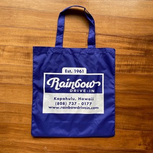 Reservations Orders Items Nylon Bag BLUE