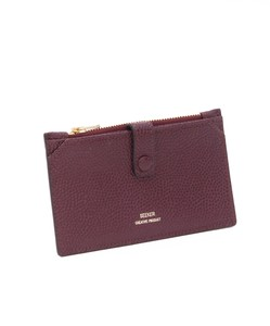 Cow Leather Slim Wallet