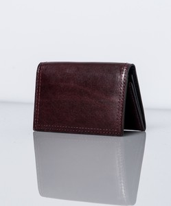 Cow Leather Card Case Business Card Holder