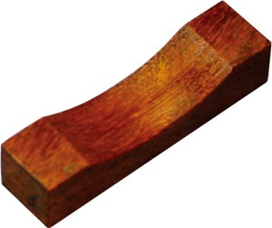 Square Shape Chopstick Rest Ironwood Wooden Products