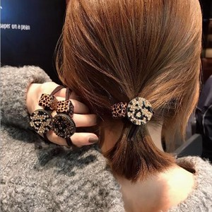 Leopard Fashion Diamond Hair Accessory