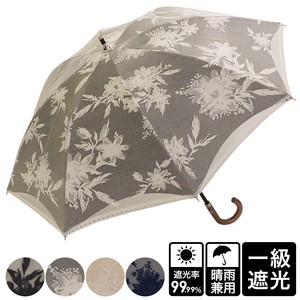 [ 2020NewItem ] S/S All Weather Umbrella Lace Double Floral Pattern Ride Short Sunshade