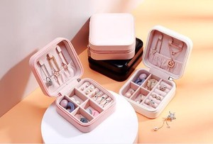 Storage Accessory Case Earring Ring Accessory Case