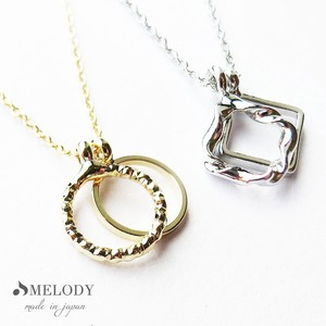 Ring Nickel Free Pendant Necklace