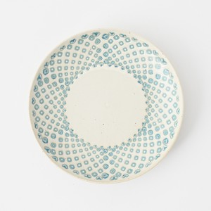 HASAMI Ware Frost 15cm Plate Green