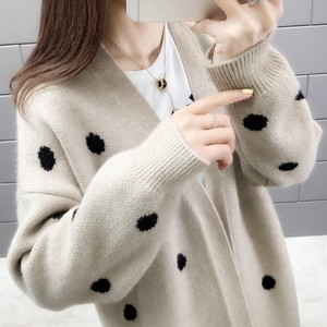 Sweater Ladies A/W Knitted Korea Knitted Cardigan Ladies