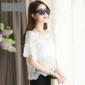 Sweater Ladies Knitted Korea Knitted Cardigan Ladies