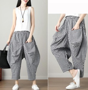 Ladies 9/10Length Pants Casual Pants