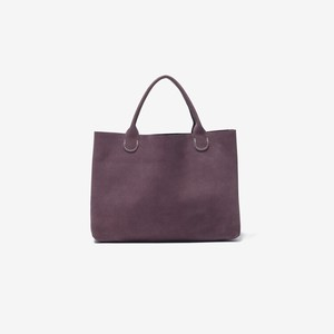 TASINAMI 日本製 Leather Mini Tote S Nubuck