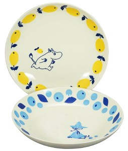 The Moomins Pasta Set The Moomins Napkin