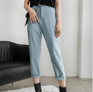 Stretchy Waist Pants