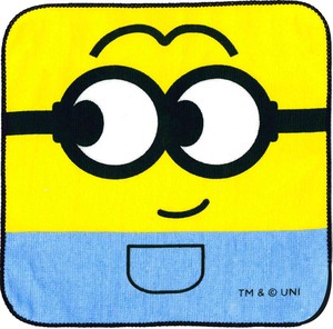 Minions Mini Towel Part Number