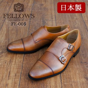 Rose Double Ford Business Shoes