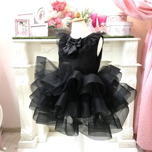 キッズドレス M6605 ブラック