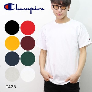Heavy Weight T-shirt Plain Basic Crew Neck Short Sleeve Standard