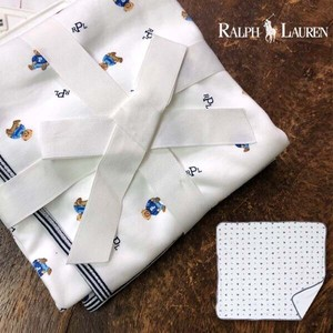 Flow POLO Boy Cotton Blanket Gift Baby
