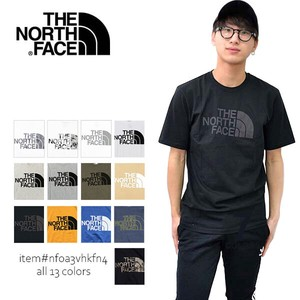 ザ・ノース・フェイス【THE NORTH FACE】HALF DOME TEE STANDARD FIT NF0A3VHK Tシャツ 半袖 ロゴ