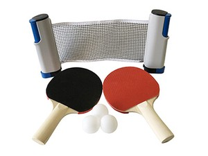 Family Set Home Table 2 Pcs Net Ball