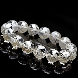 Sharpen Ryujin Natural Crystal Amulet Good Luck Bracelet Natural stone Power Stone