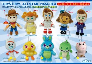 Soft Toy Disney Toy Story All Star Mascot