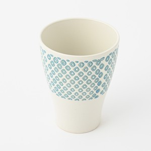 HASAMI Ware Frost Long Cup Green Tumbler