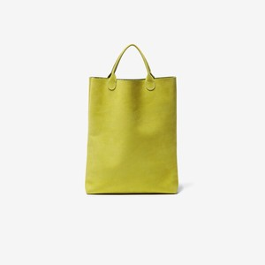 TASINAMI 日本製 Leather Mini Tote M Nubuck