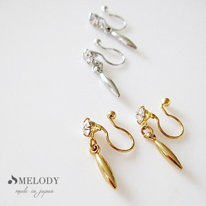 Hall Pierced Earring Metal Earring