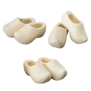 【クラフト用】オランダ木靴 ミニ3.5cm