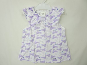 Rabbit Repeating Pattern Print Camisole