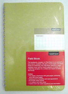 Field Notebook Olive